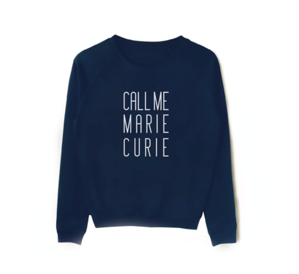 "Sweat ""Call Me Marie Curie"""